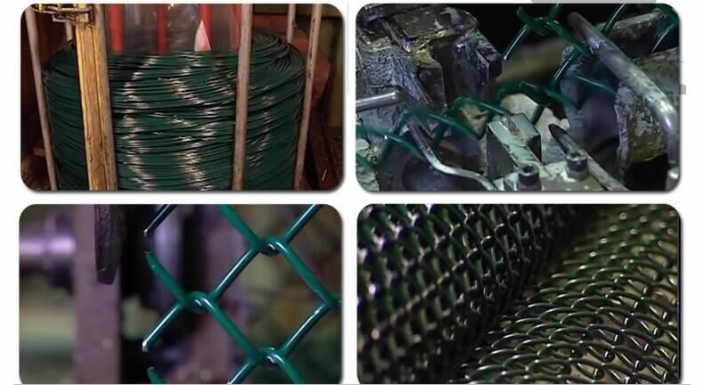 china chain link fence manufacturers price