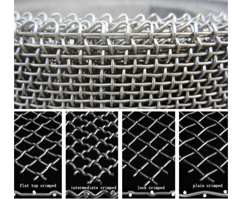 Galvanized Crimped Wire suppliers in china
